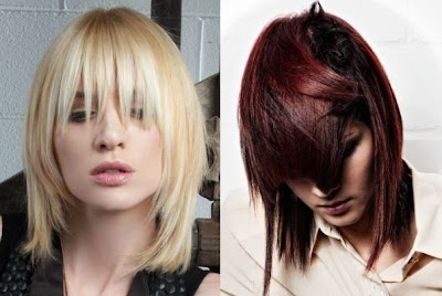 latest medium haircut color trend 2012 photos