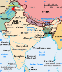 Asia Continent Map Pictures