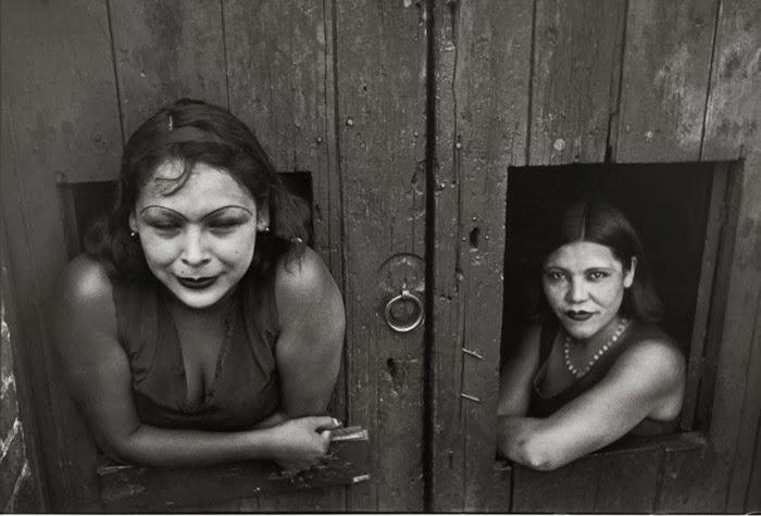 Henri Cartier-Bresson, Calle Cuauhtemoctzin, Mexico City, 1934