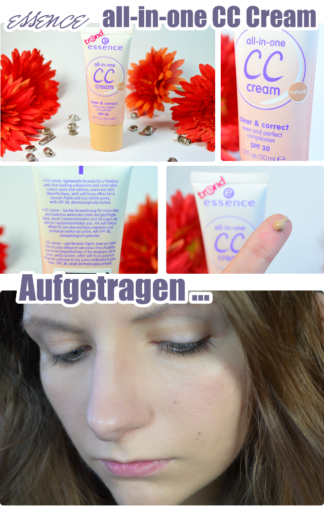 essence Neuheiten Frühjahr 2014 # 2 - all-in-one CC Cream