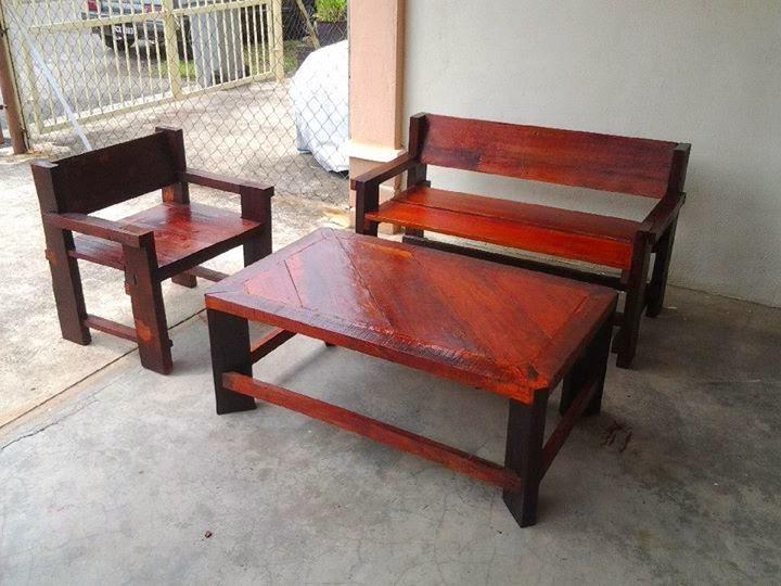 manfaat dari kayu buangan pembinaan