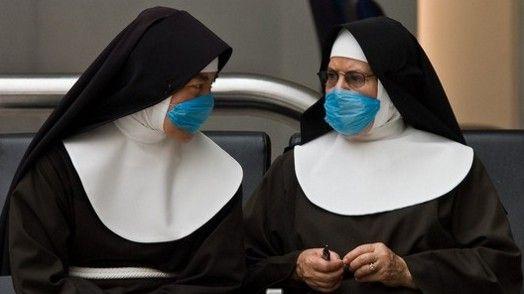 Reportagem sobre estupro de freiras dentro da Igreja