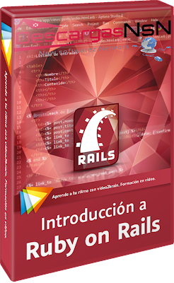 Video2Brain: Introducción a Ruby on Rails (2013)