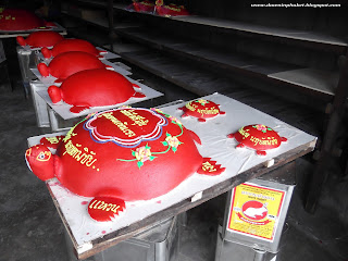 Turtle Cakes - Hungry Ghost Festival