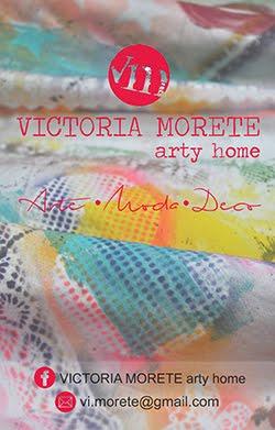 Victoria Morete Arty Home