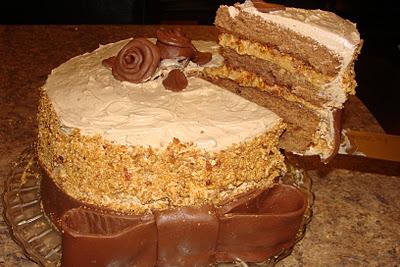 GпїЅteau crпїЅme au beurre chocolat
