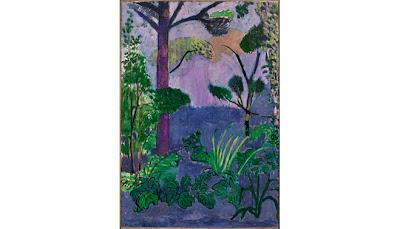 Henri Matisse - Paysage marocain,1912.