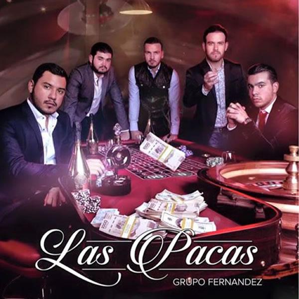 Grupo Fernandez – Las Pacas (Disco)
