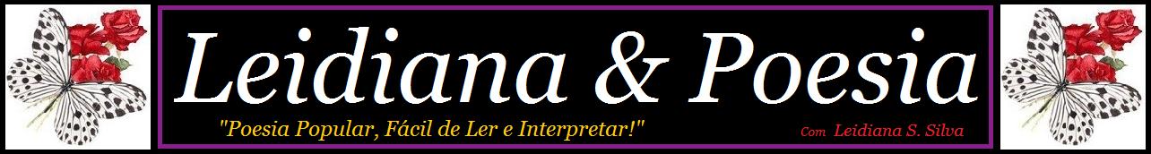 Leidiana & Poesia
