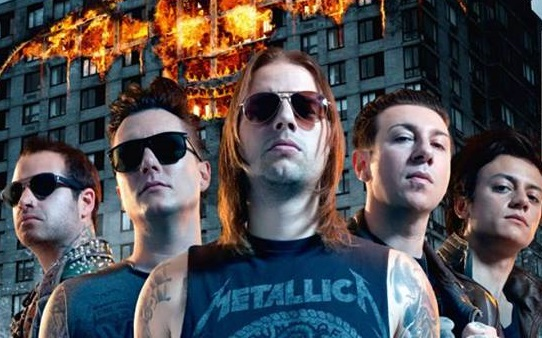 Avenged Sevenfold  1002869_10151515408380583_703928386_n