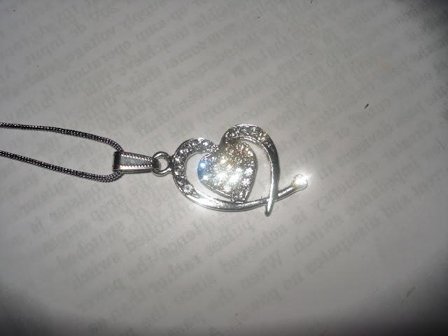 heart-pendant