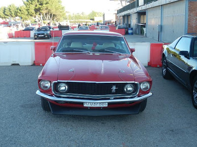Mustang, Ford, Boss