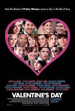 Ẩn Số Tình Yêu - Valentine's Day (2010) Poster