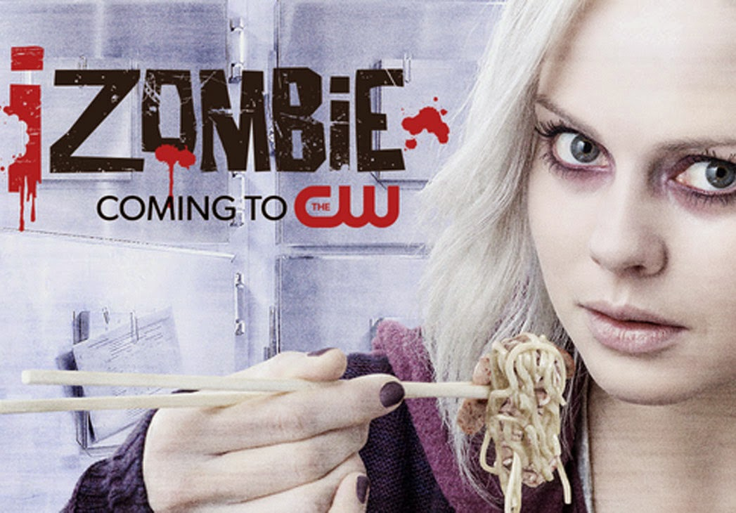 iZombie: First Look & The Flash's First Poster - Zombie of the Week