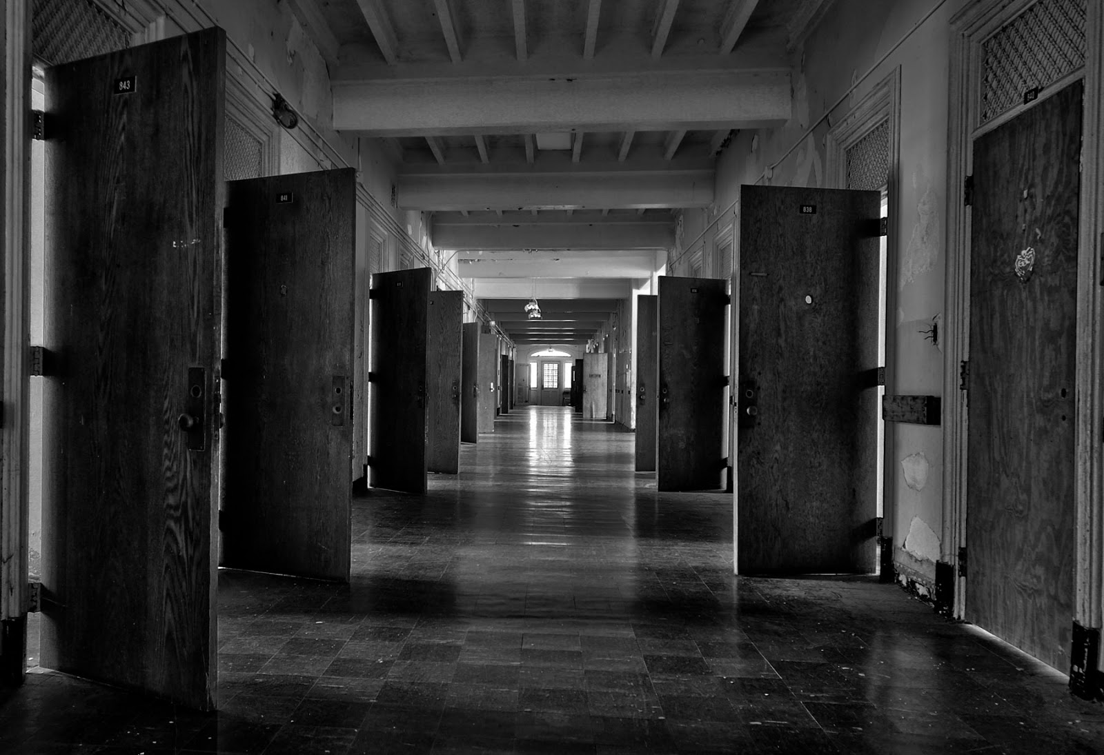 Weston State Hospital by Darren Ketchum