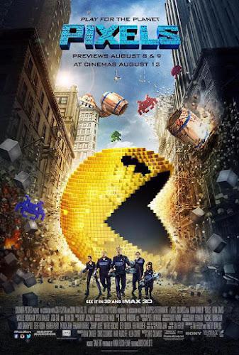 Pixels (Web-DL 720p Dual Latino / Ingles) (2015)