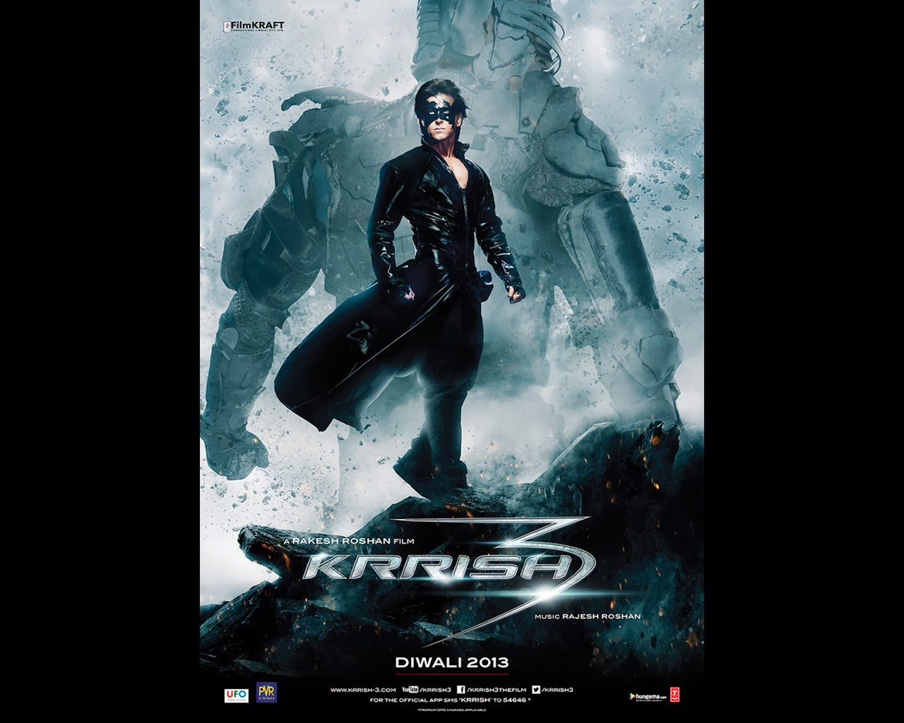 HD Wallpapers: Krrish 3 HD Wallpapers