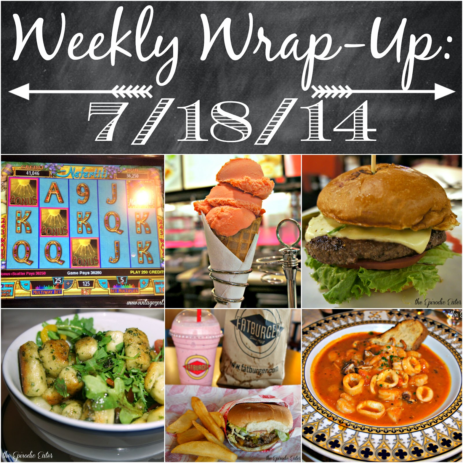 Weekly Wrap-Up on Diane's Vintage Zest!