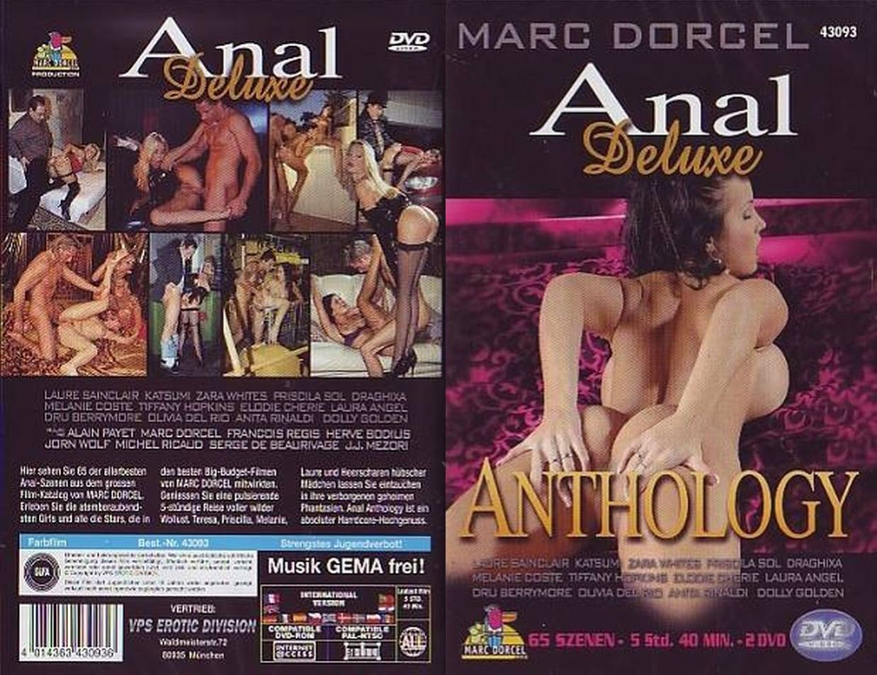Anal Deluxe Anthology 29