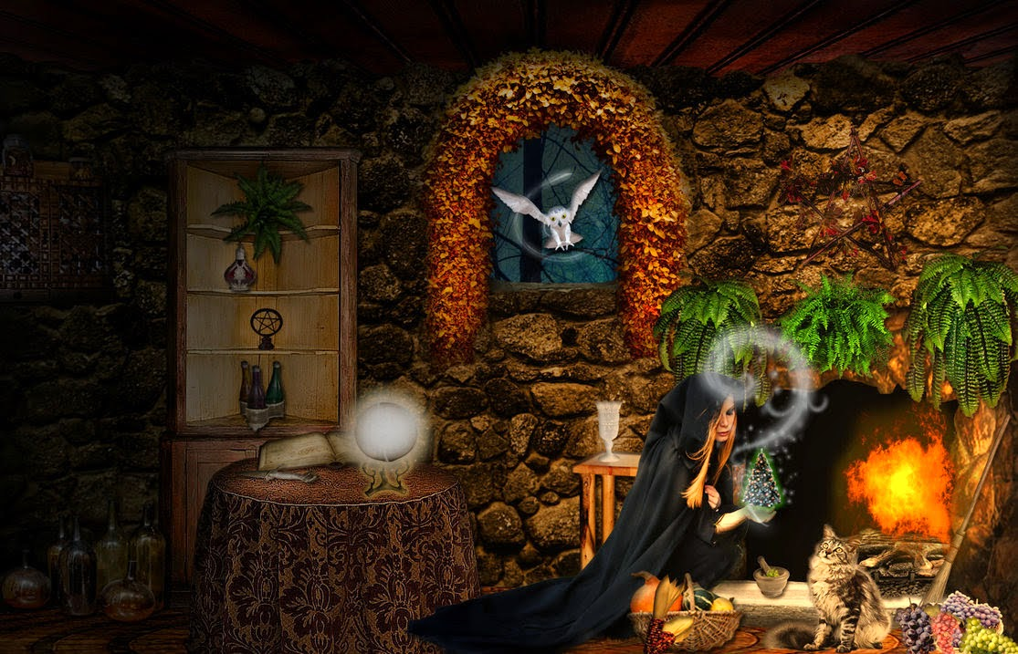 Wiccan Moonsong Daily Message September 22 2014