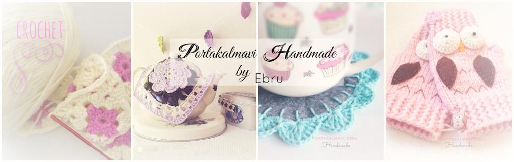 Portakalmavi handmade