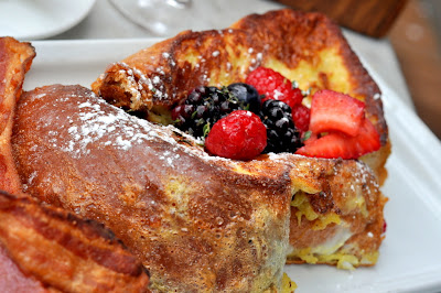 Brioche French Toast - Bistro du Midi - Boston, MA | Taste As You Go