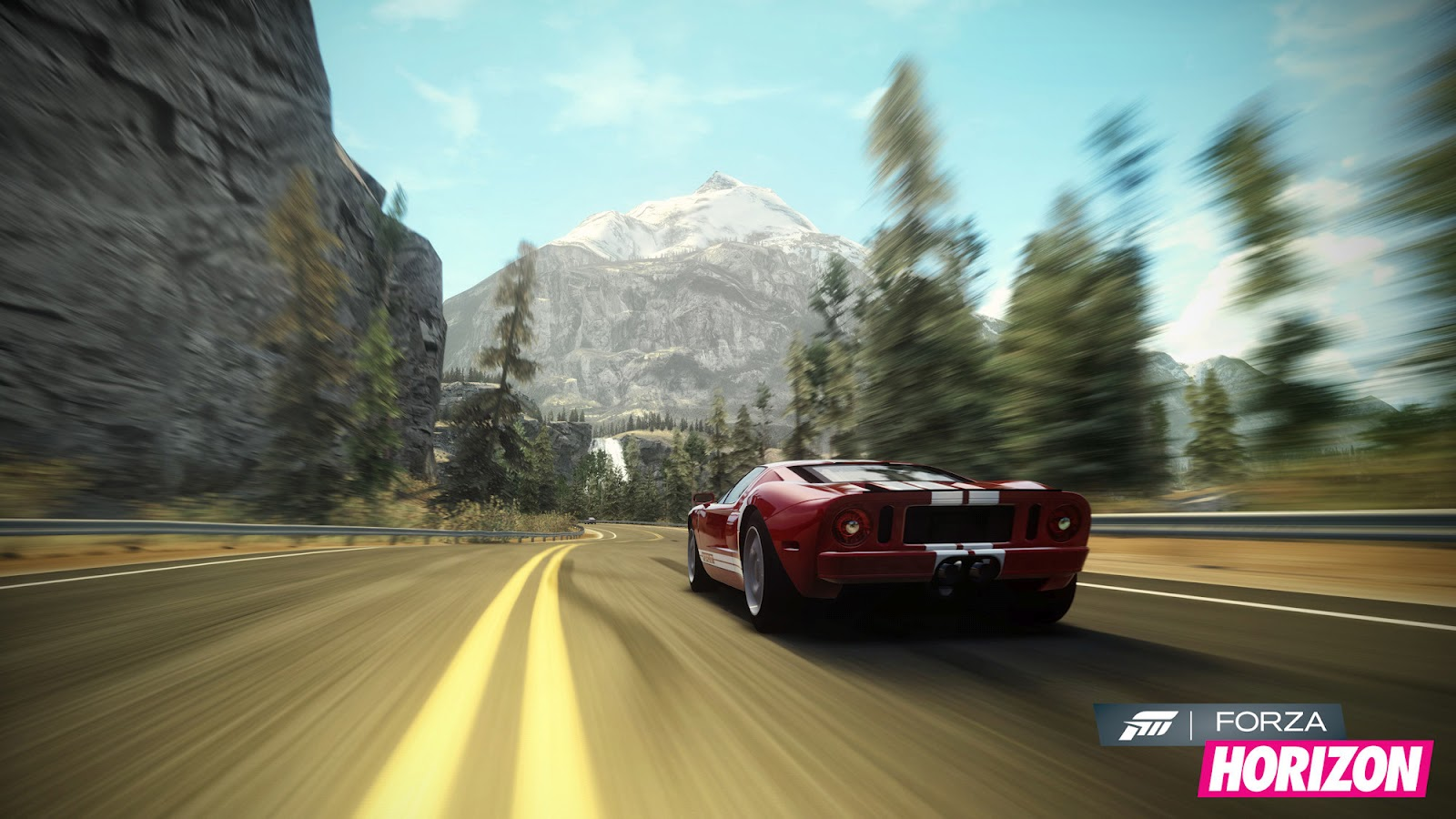 Forza Horizon HD & Widescreen Wallpaper 0.543817452382897
