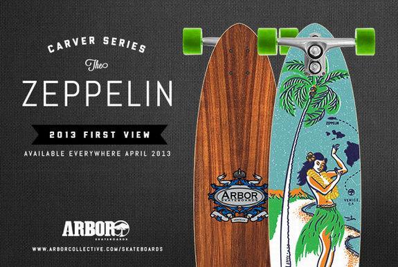 Arbor Zeppelin 20131