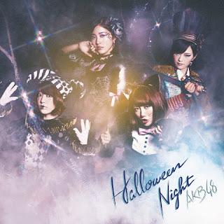 AKB48 ハロウィン・ナイト ジャケット Halloween Night Cover Regular B
