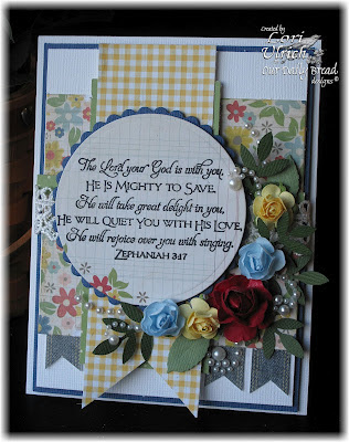 Our Daily Bread Designs, Lori Ulrich, Scripture Series 1