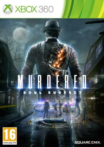 Murdered Soul Suspect -For XBOX360