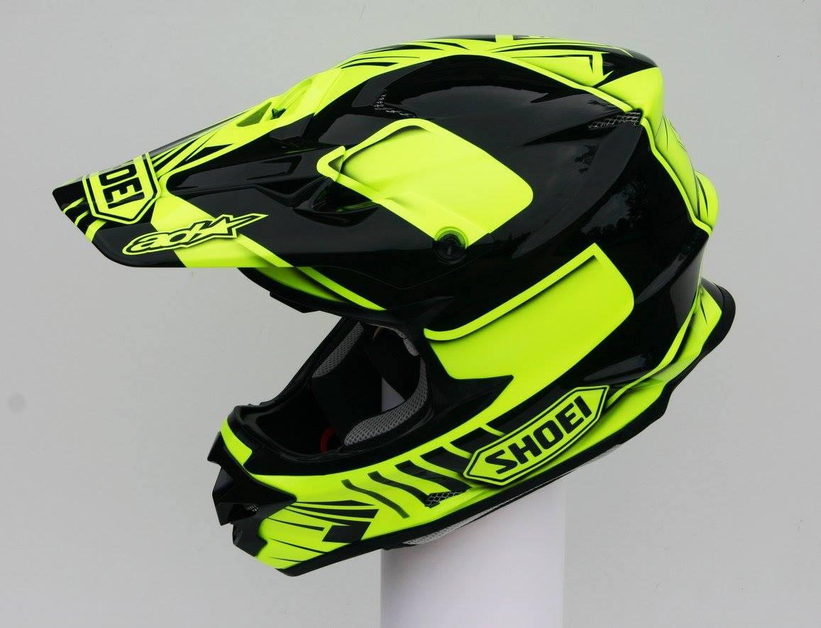 racing helmets garage shoei vfx w c lemoine 2015 by aerodiffusion. Black Bedroom Furniture Sets. Home Design Ideas