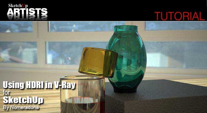 how to make frosted glass in vray sketchup