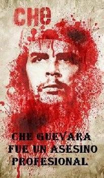 Che Guevara un Asesino Profesional: