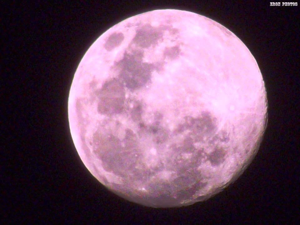 Lua na Praia do Cassino