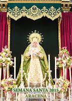 Semana Santa de Aracena 2015 - Jesús López Rivero