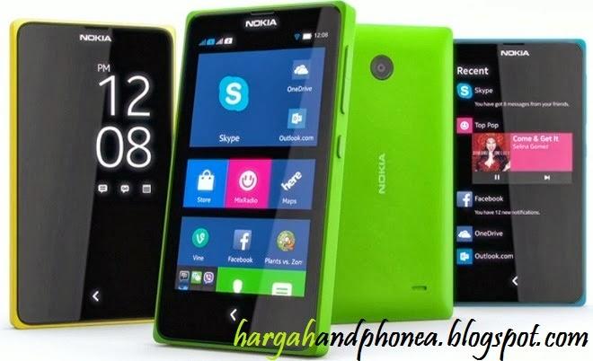 Harga Android Nokia XL dan Spesifikasi Lengkap