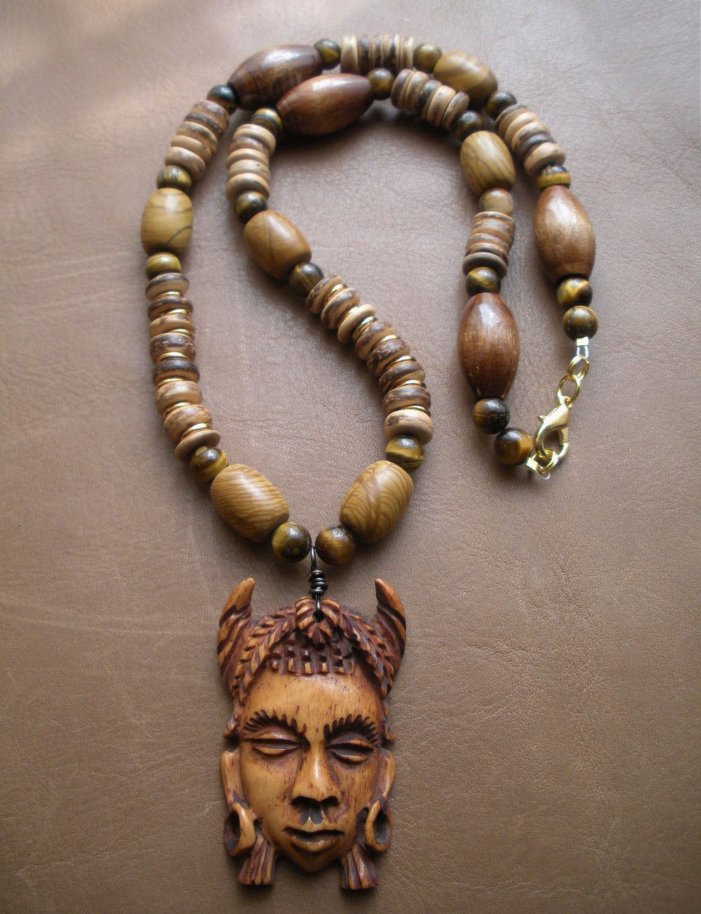 Tribal African Jewelry for Men
