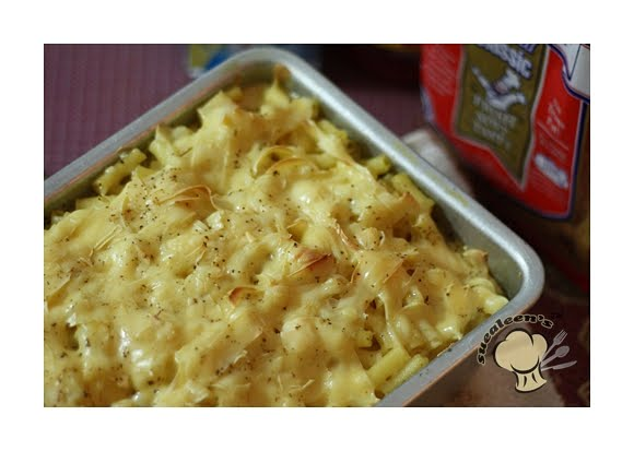 Makaroni & Keju (Mac & Cheese)