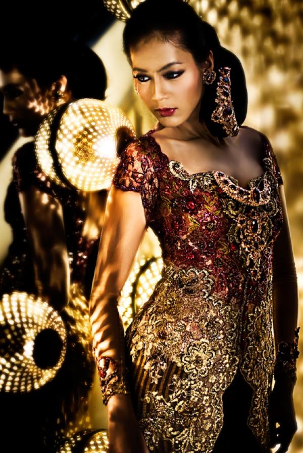 Baju Pengantin Muslim Terbaru Modern