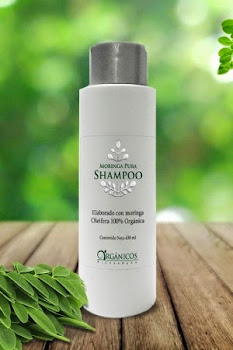 Shampoo con moringa...$150,00 PESOS