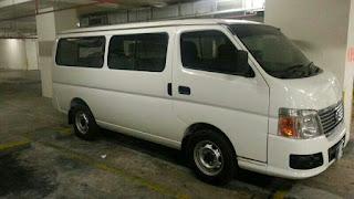 Sewa Van
