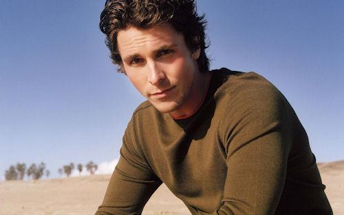 Christian Bale - Modelos - Rostros de hombres