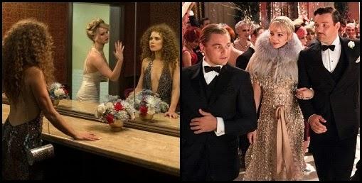 La gran estafa americana y El gran Gatsby