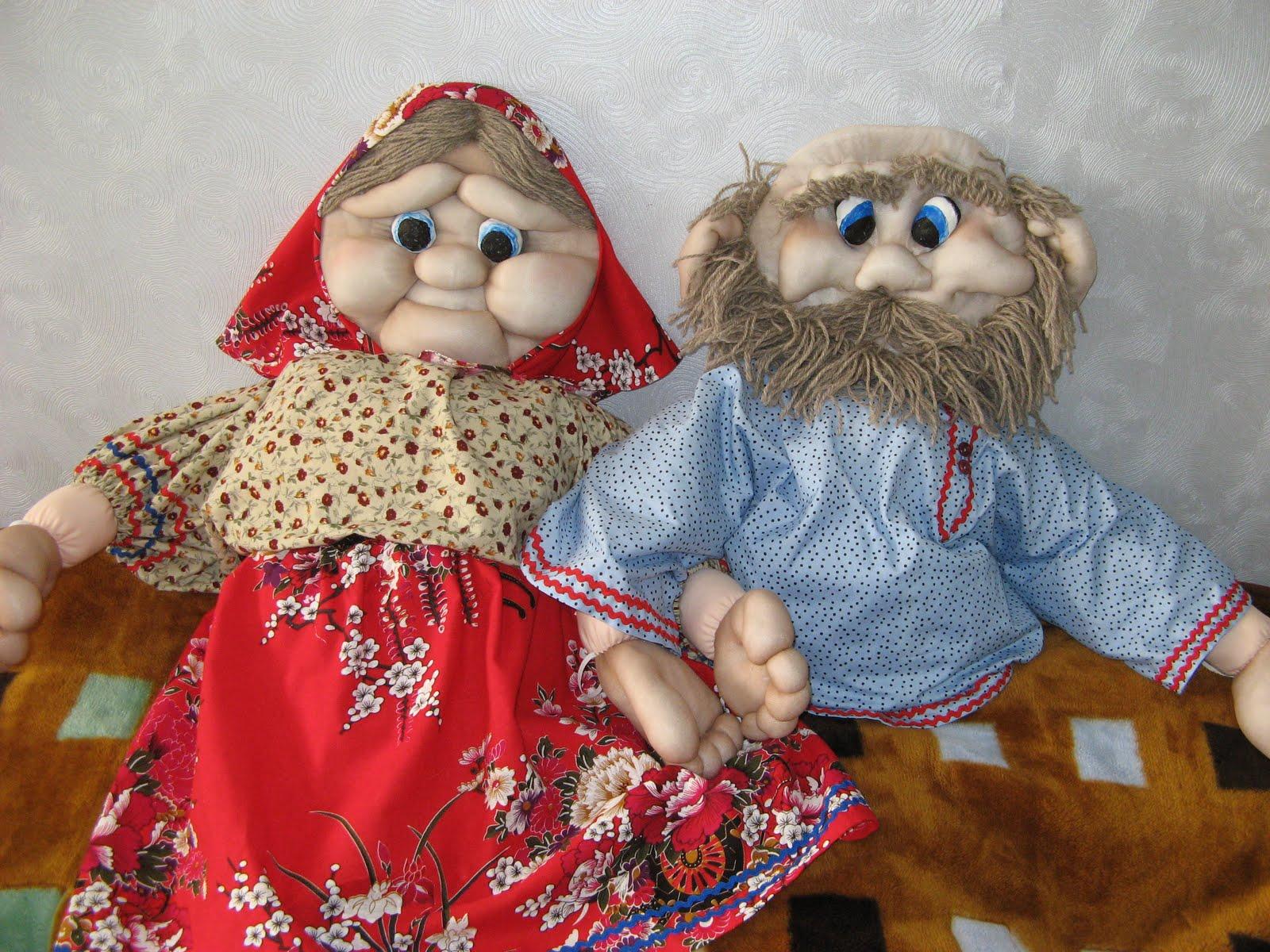 Кукла для театра своими руками 95