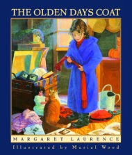 image On Freebies 4 Canada  Canadian Junior fiction by Margaret Laurence The Olden Days Coat