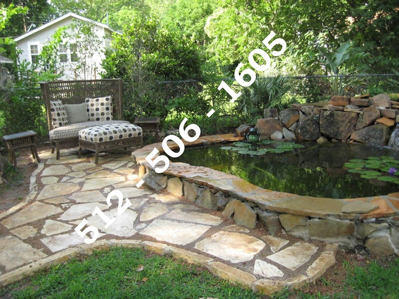 Kevin Ellner Austin Based Landscape Designer And Custom Stone Work