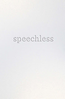 book cover of Speechless by Hannah Harrington