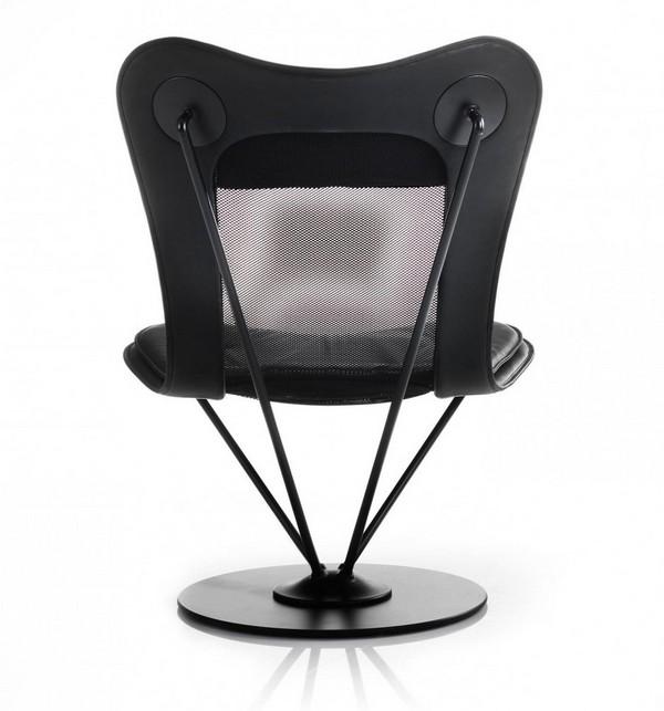 Silla para oficina elegante ideas para decorar dise ar - Silla moderna diseno ...