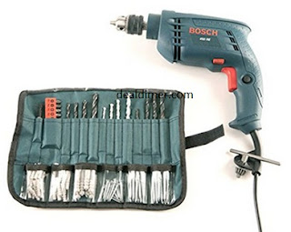 Bosch Impact Drill GSBRE 450-Watt kit